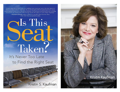 A special invitation exclusively for our readers from Kristin Kaufman