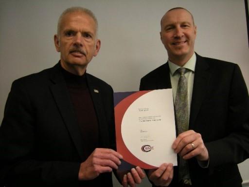 Saluting newly certified Kevin Junek – Certified Mentor Practitioner