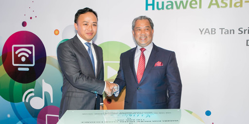 Asia Pacific Digital Cloud Exchange launched by Huawei in Johor