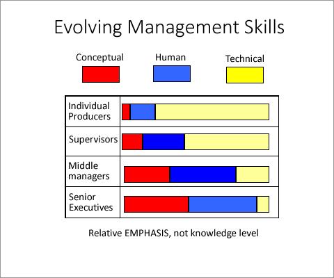 Evolving Management Skills