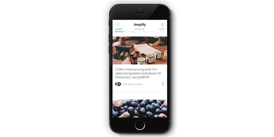 Hootsuite-Amplify