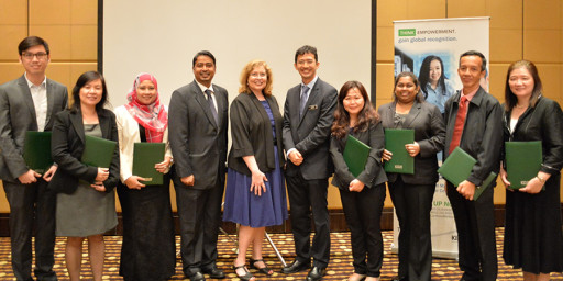 28 New SHRM Certified Malaysian HR Professionals