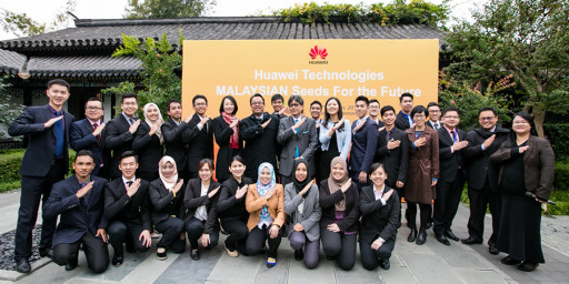 Malaysian Students Experience Huawei's 'Seeds for the Future Programme'