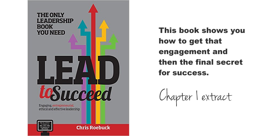 Lead To Succeed Book Chapter 1