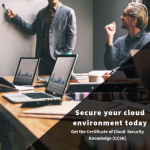 CCSK Certificate of Cloud Security Knowledge