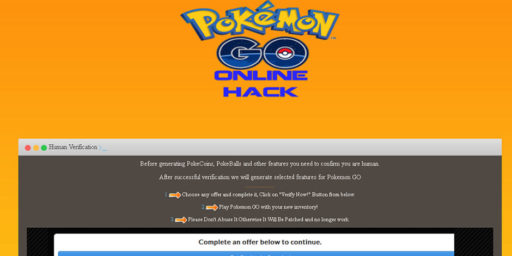 Pokémon Go : Protecting Yourself As You Play