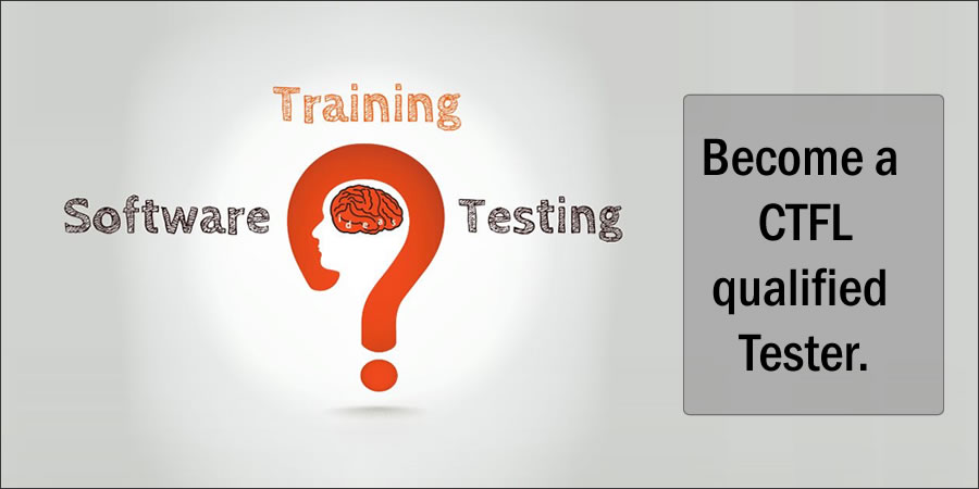 Become a CTFL qualified Tester
