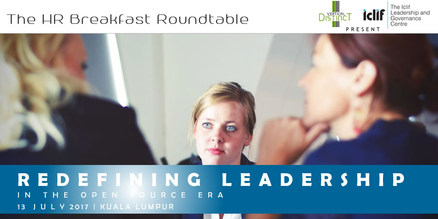 Roundtable - Redefining Leadership