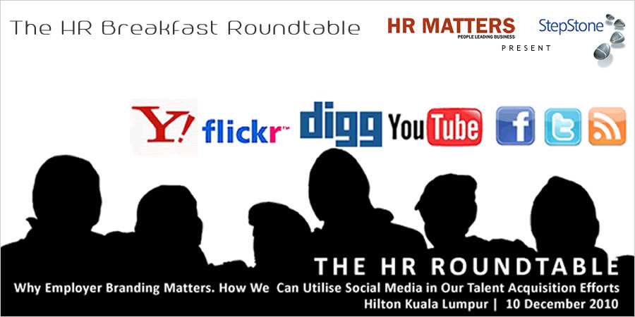 Breakfast Roundtable - Why Employer Branding Matters