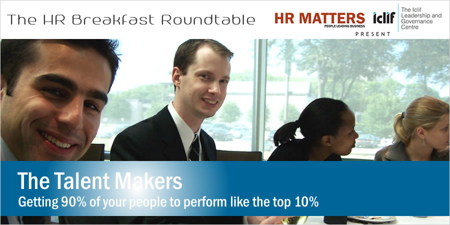 Breakfast Roundtable - The Talent Makers