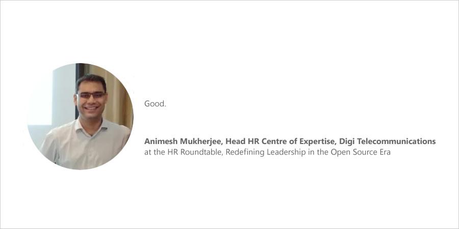 Roundtable-Feedback Animesh Mukherjee, Digi Telecommunications