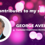 Who contributes to my success - George Aveling