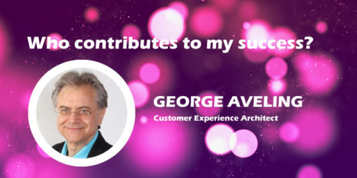 Who Contributes to My Success? by George Aveling