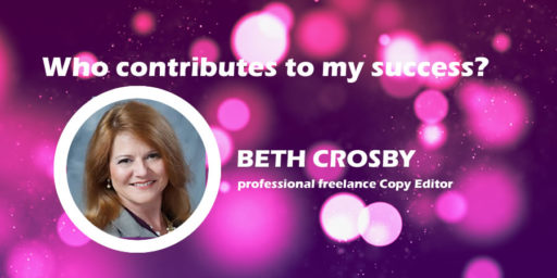 Who Contributes to My Success? by Beth Crosby