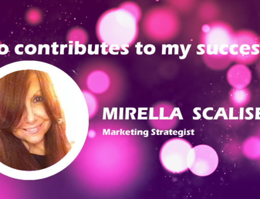 Who Contributes to My Success? by Mirella Scalise