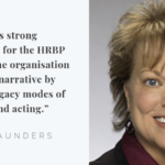 What it takes to become a great HRBP - Cindy Saunders