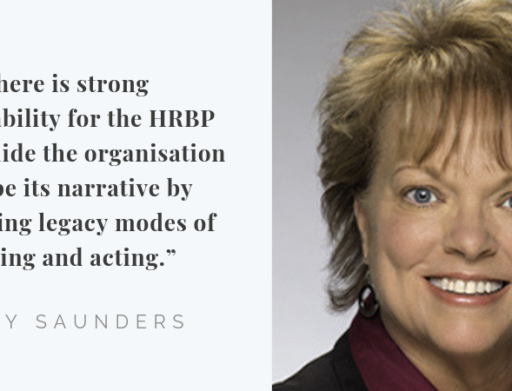 Cindy Saunders on What It Takes to Become a Great HR Business Partner