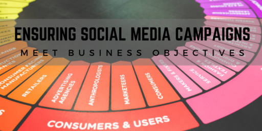 Ensuring social media campaigns meet business objectives