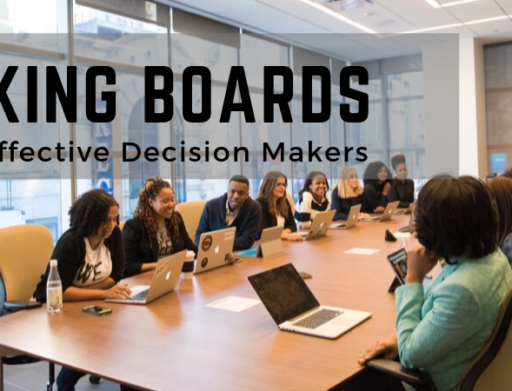 Making Boards More Effective Decision Makers