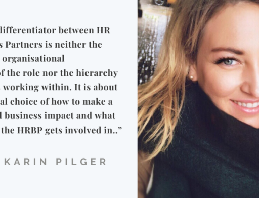Silke Pilger on What It Takes to Become a Great HR Business Partner