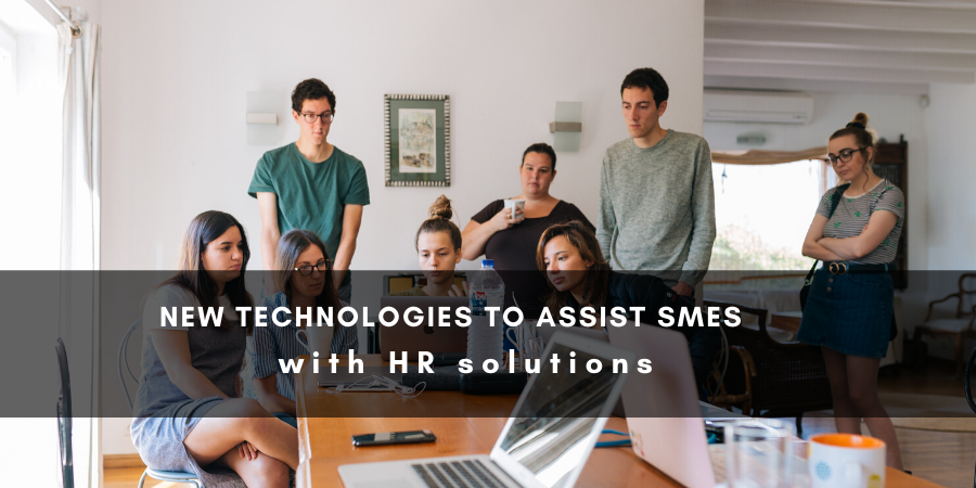 New technologies to assist SMEs with HR solutions